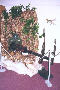 World War II Display